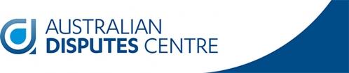 Australian Disputes Centre Logo